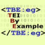 TEI by Example