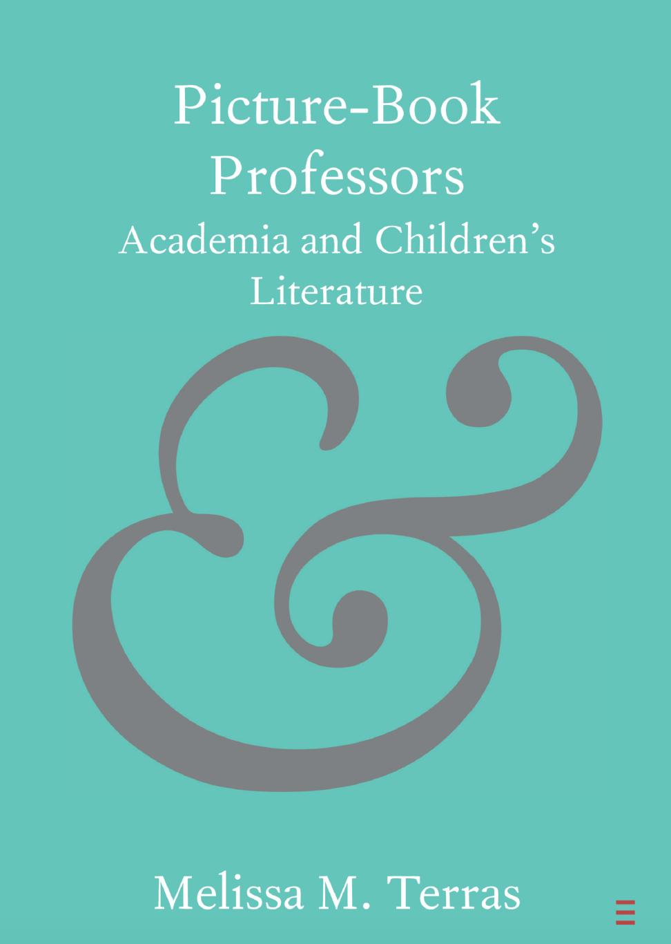 Picture-Book Professors, book cover