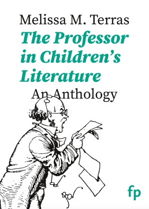Professor in Children's Literature: An Anthology, cover.